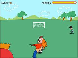 Footie Kick game