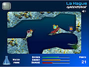 Play La hague greenpeace Game