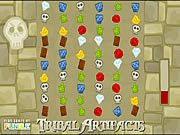 Play Tribal artifacts Game