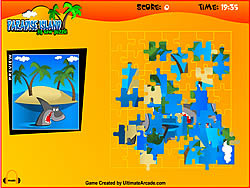 Gioca gratuitamente a Paradise Island Jigsaw Puzzle
