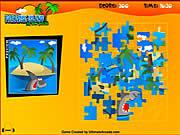 Play Paradise island jigsaw puzzle Game