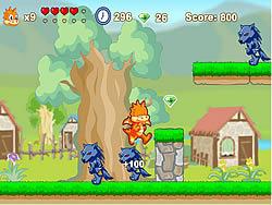 Drago Adventure game