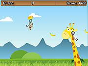 Play Flying monkey Game