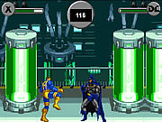 Play X men vs justice league Game