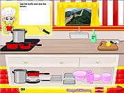 World Class Chef: China game