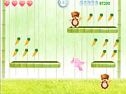 Play Kumagoro fly fly Game