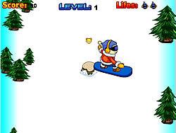 Gioca gratuitamente a Super Snowboard X