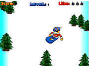 Play Super snowboard x Game