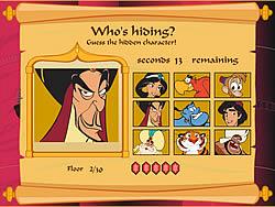 मुफ्त खेल खेलें Alladin's Quest