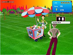 Ice Cream Dash game