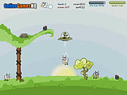 Play Ufo commando Game
