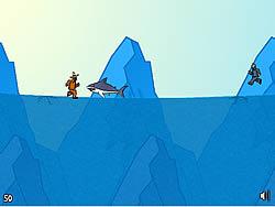 Shark Mountain game