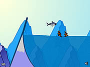 Play Shark mountain Game