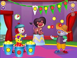 Jojo's Juggling Jumble game