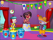 Play Jojos juggling jumble Game
