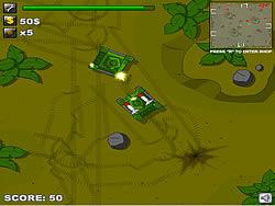 Permainan Tank Destroyer