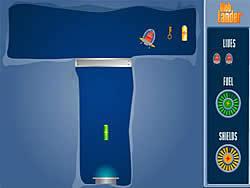 Blob Lander game