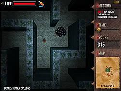 The Maze Runner game