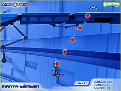 Manta Bomber game