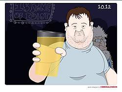Mind Me Bloody Beer game