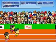 100m Running Game game