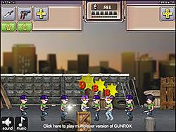 Permainan GUNROX - Gang Wars