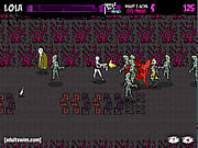 Play Zombie hooker nightmare Game