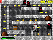 Robot Dungeon game
