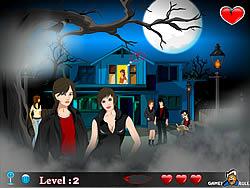 Gioca gratuitamente a Halloween Kiss