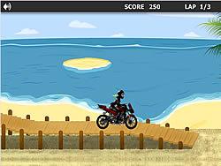 gra Beach Rider
