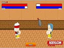 Permainan Tiny Rumble
