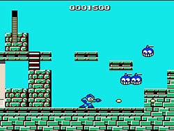 Megaman 1 NES game