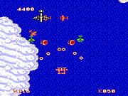 1943 nes version Gioco