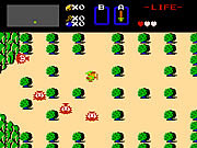 Play The legend of zelda nes version Game