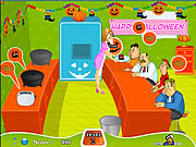Play Halloween feast Game