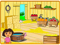 Dora Saves The Farm game