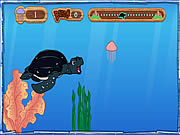 Play Tuga the sea turtle Game