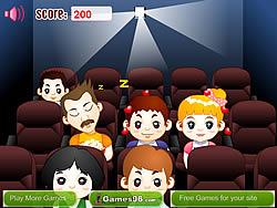 Cinema Kiss game