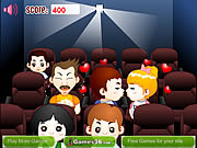 Play Cinema kiss Game