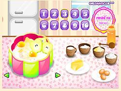 Cake Creations game