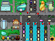 Play Traffic trouble Game