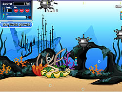 Treasure Diver game