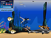 Treasure Diver game