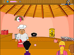 Turkey Cooking game
