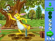 Rabbits Garden Crop game