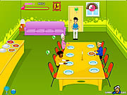 Play Thanksgiving treat Game