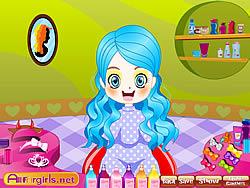 Gioca gratuitamente a Little Cutie Hairdo