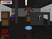 Superhero Shooter game