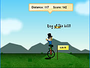 Play Unicycle madness Game
