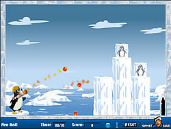 Penguin  Salvage game